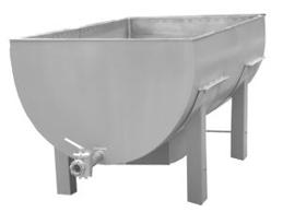 Ванна для сквашивания молока ИПКС-021
